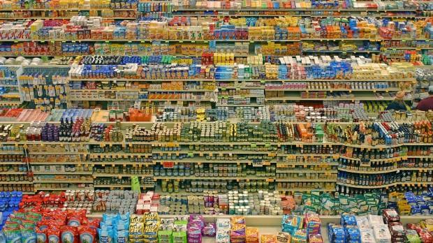 Derfor er dagligvarerne dyrere i Danmark end i nabolandene