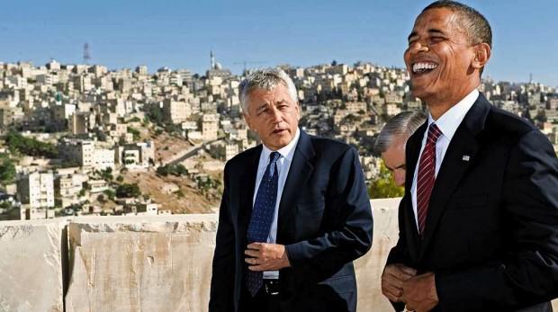 USA's nye forsvarsminister:  Republikaner vil realisere Obamas ambitioner