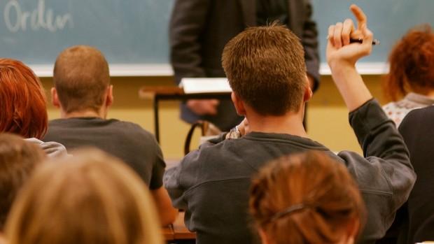 De studerendes formand: INGEN studerende fjumrer