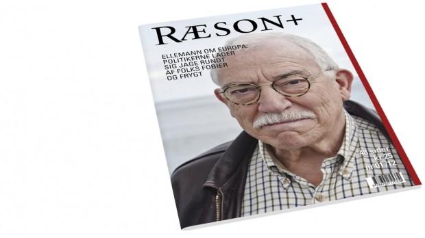 Marts 2013: Premiere på RÆSON KOMPAKT – 48 sider, 25 kr.
