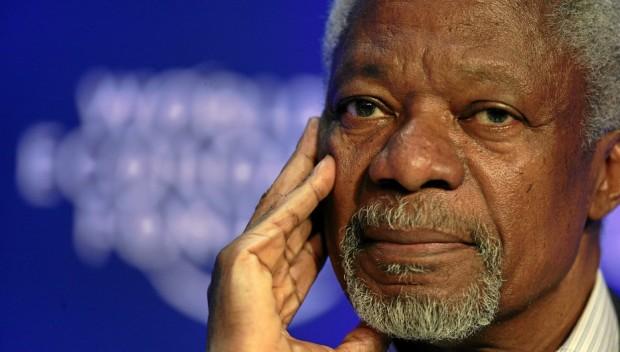 Kofi Annan: Diplomaternes diplomat