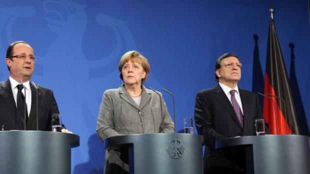 Disciplin. Euro-lederne vil lade Cypern fungere som forvarsel