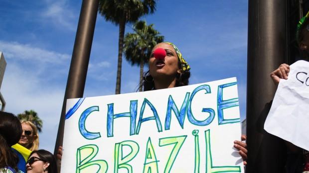 Demonstrationerne i Brasilien: Presset virker