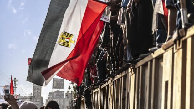 Revolution og modrevolution: Hvad sker der i Egypten nu?