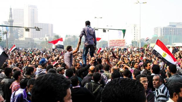 Rasmus Boserup om Egypten: Den rigtige revolution [fra RÆSON14]