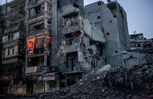 SYRIEN.LA: Nej til angreb – fred kræver politisk løsningK: Ja til angreb – USA skal ikke vente på Rusland og KinaR: Meget farligt at handle i strid med Rusland
