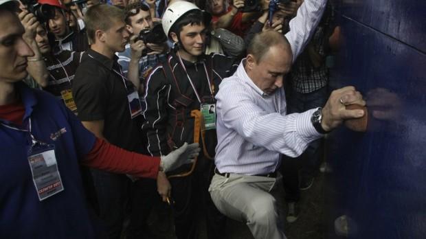 Rusland tilbage som stormagt: Syrien er kun begyndelsen