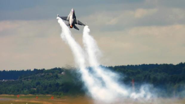 Peter Viggo Jakobsen: Ingen danske kampfly når Syriens himmel