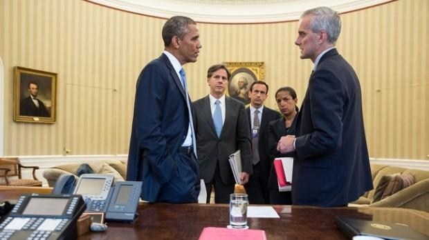 Ronald Hatto: Både Obama og Assad vinder tid ved diplomatiet