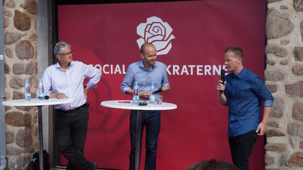 Søren K. Villemoes: S har været i krise siden murens fald