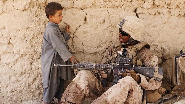 USA: Amerikanerne er færdige med oprørsbekæmpelse
