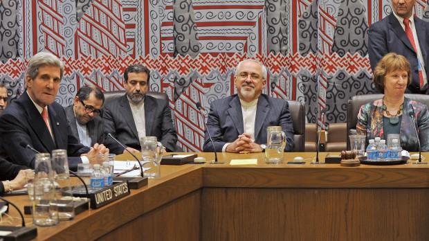 Rouhani og Obama: Foreløbigt må man klynge sig til håbet