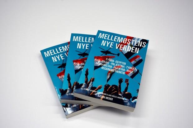 """Lancering: Mød redaktørerne og køb et signeret eksemplar af """"Mellemøstens Nye Verden"""" og af """"RÆSON15″ onsdag d.6/11"""
