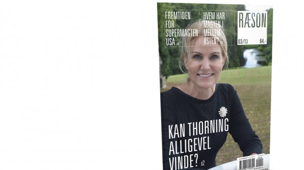 RÆSON nr. 15 er på gaden: Kan Thorning alligevel vinde?