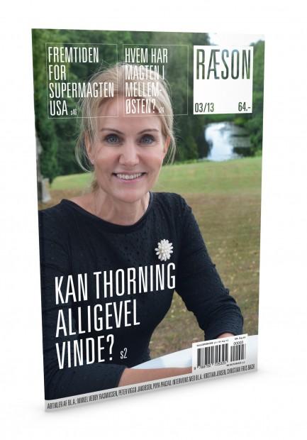 RÆSON15: Kan Thorning alligevel vinde? Oktober 2013