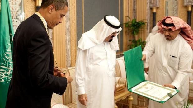 I skuffelse over Obamas håndtering af Iran og Syrien: Saudi-Arabiens nye kurs