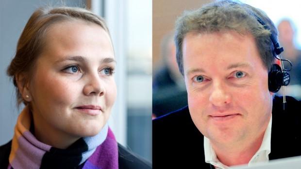 Turunen (S) vs. Rohde (V): Hvorfor kan Danmark ikke vise EU-lederskab?