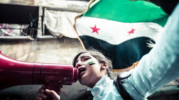 Spørgsmål 5: Hvordan vil konflikten i Syrien udvikle sig?