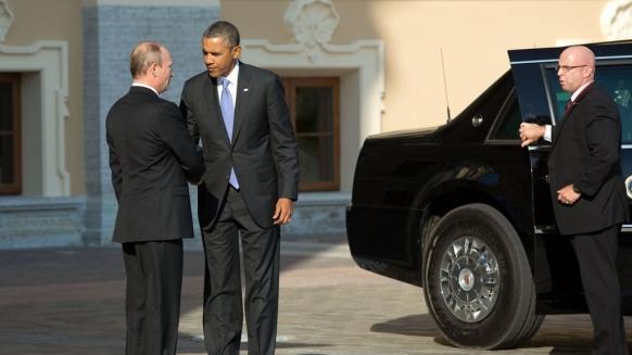 Spørgsmål 4: Styrkeforholdet mellem USA, Kina og Rusland?