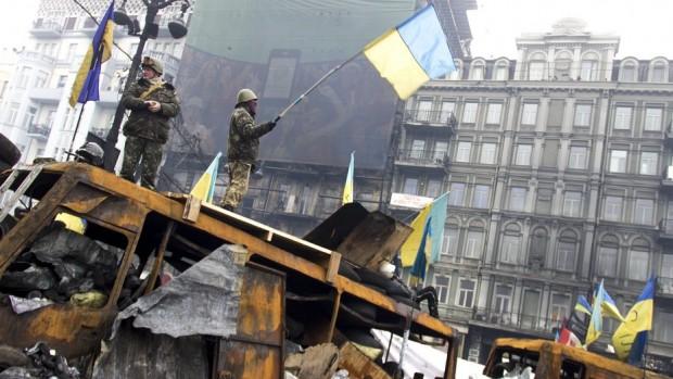 Analyse: Ukraine har brug for Havel og Reagan