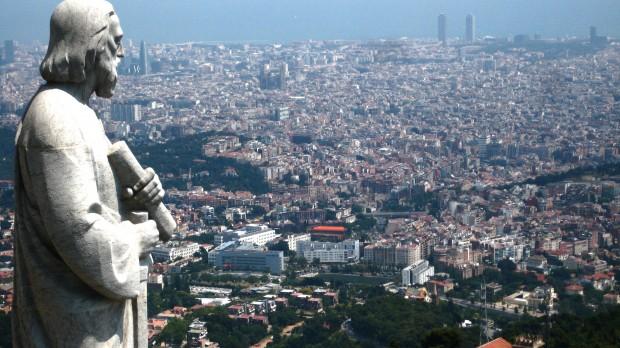Spanien: Idéen om den europæiske velfærdsunion smuldrer i Barcelona