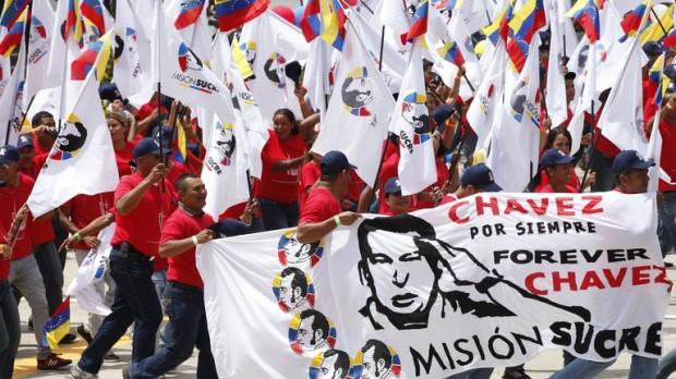 Venezuela: Middelklassens opgør med det socialistiske styre