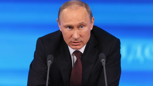 Ukraine. Krim under russisk kontrol. Nu handler det om resten af landet