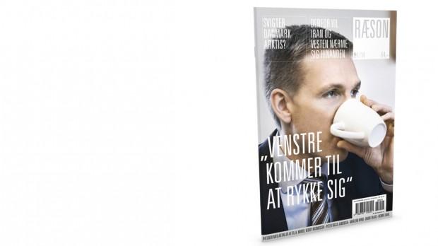 """""""Venstre kommer til at rykke sig"""". RÆSON17 er i kioskerne nu: Tegn abonnement og få bladet med posten"""
