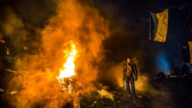 Ukraine: Propaganda skaber potentiel krudttønde