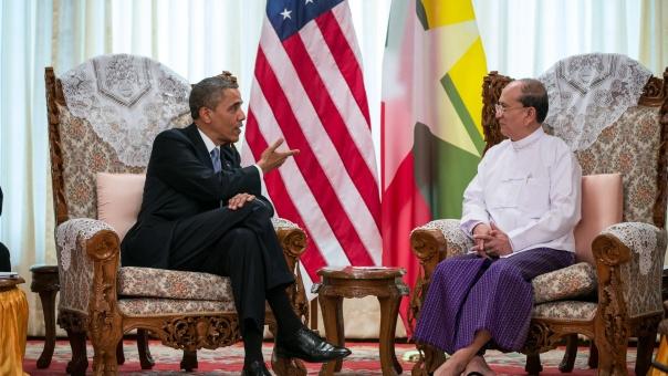 Myanmar: På skillevejen mellem USA og Kina
