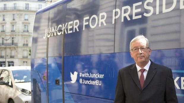 """Valg af ny Kommissionsformand JUNCKER: """"Jeg har evnen til at forlige Europa med dets folk"""""""