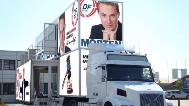 EP-valg: DFs vælgere vil ud af EU – men Messerschmidt bliver