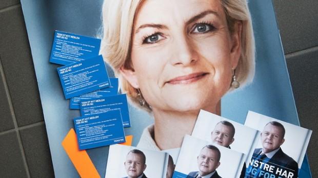 Niels Westy: Leflen. Er VK overhovedet borgerlige partier?