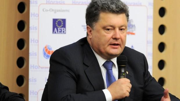 Analyse: Porosjenkos udenrigspolitiske udfordringer