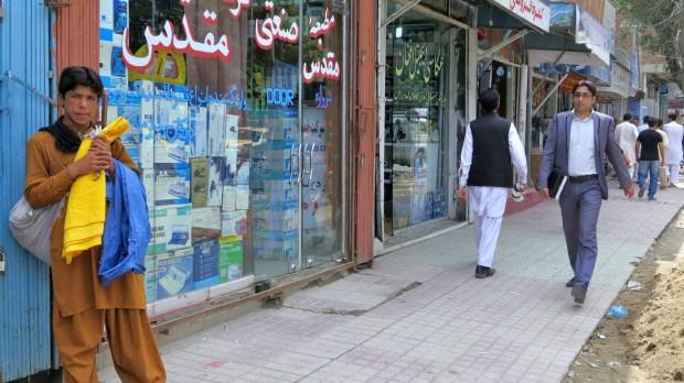 Afghanistan: Forsvinder den private sektor sammen med kamptropperne?