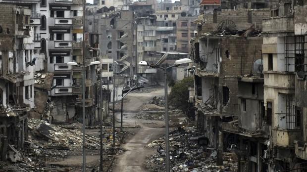 BAGGRUND: Stormagternes syriske styrkeprøve [Fra RÆSON18]