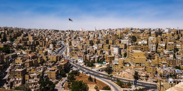 Kriserne i MellemøstenKan Jordan undgå uro?