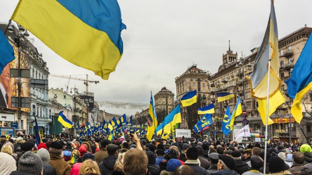 Ny artikelsamling: Ukraine