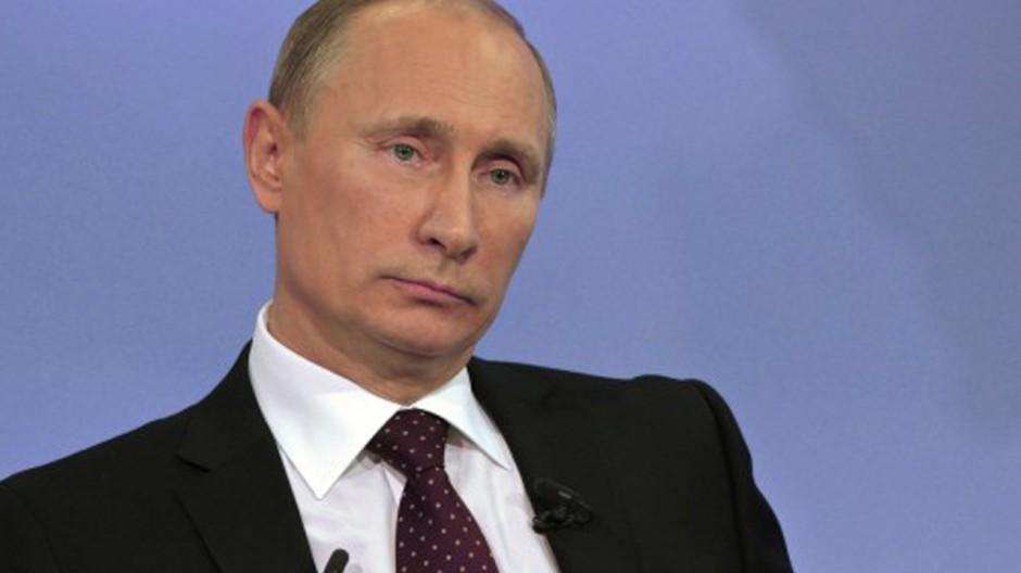 KOMMENTAR: Putins sejrsgang kan ikke stoppes