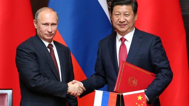 Ingen sanktioner østpå:Asien vil udnytte Ruslands isolation fra Vesten
