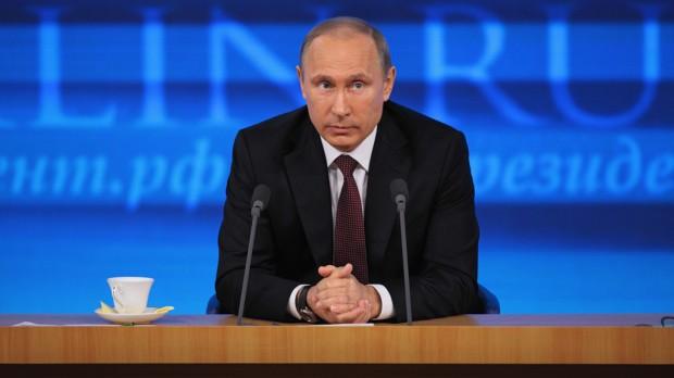 Forbereder Putin en invasion af Østukraine?