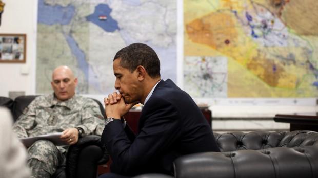 Krigen mod Islamisk StatNagieb Khaja: Den nuværende strategi kommer til at styrke IS
