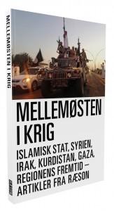 Ny bog på vej: Mellemøsten i krig