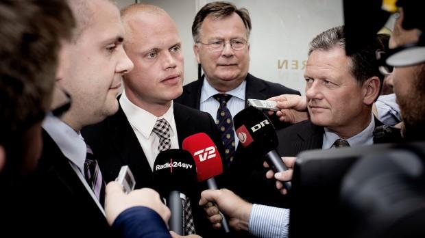 Peter Christensen:  Danmark har en rig stat og et fattigt folk