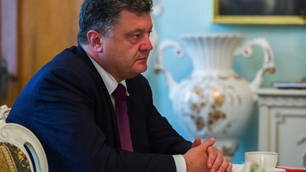 Porosjenko: Ukraines sejrherre, men hvor længe?
