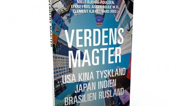 """Køb """"Verdens Magter"""" nu299 kr. inkl. porto, distribution og bonusartikler"""