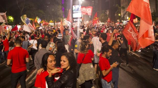 Brasilien:  Finansmarkederne dumper valget af Dilma