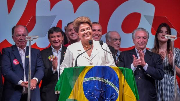 Brasilien er delt: Efter valget, tilbage til recessionen