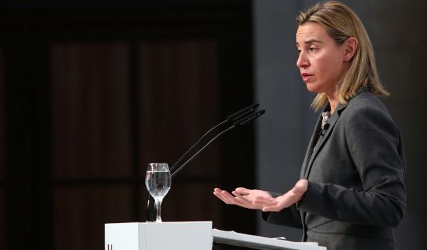 Israel og EU: Mogherinis farlige førstevalg