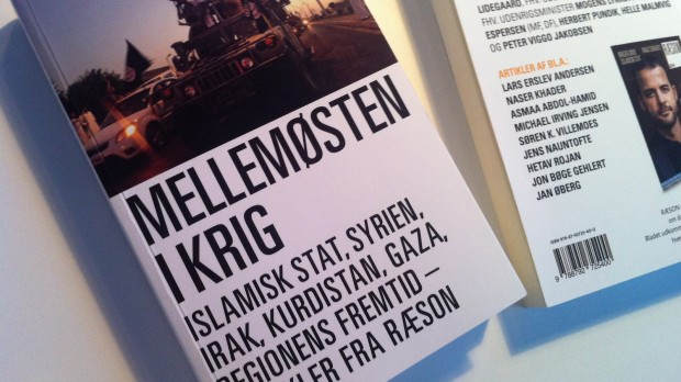 I butikkerne nu:Mellemøsten i krig264 siderAbonnentpris: 129 inkl. porto og ekspedition